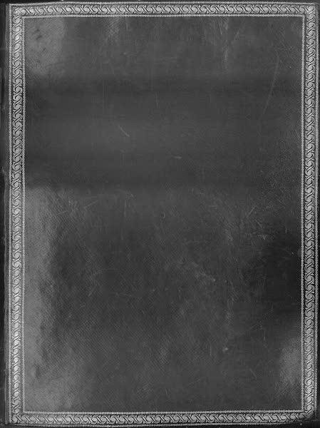 Coleccion General de Laminas de los Antiguos Monumentos de Nueva Espana - Front Cover (1820)