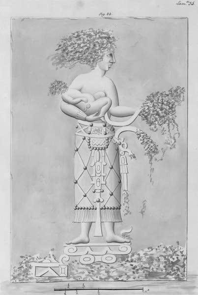 Coleccion General de Laminas de los Antiguos Monumentos de Nueva Espana - Tercer Viage - Lamina 35 (1820)