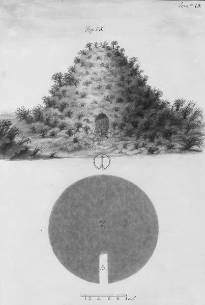 Coleccion General de Laminas de los Antiguos Monumentos de Nueva Espana - Segundo Viage - Lamina 19 (1820)