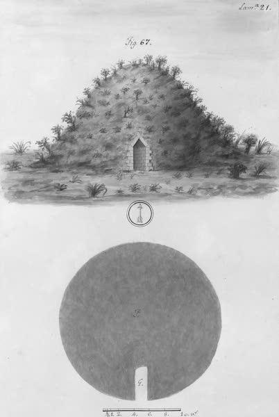 Coleccion General de Laminas de los Antiguos Monumentos de Nueva Espana - Segundo Viage - Lamina 21 (1820)