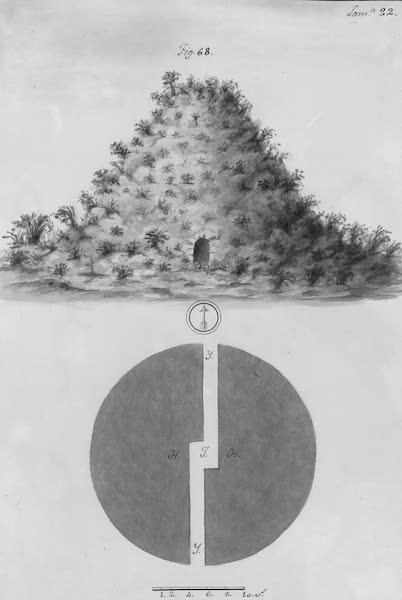 Coleccion General de Laminas de los Antiguos Monumentos de Nueva Espana - Segundo Viage - Lamina 22 (1820)
