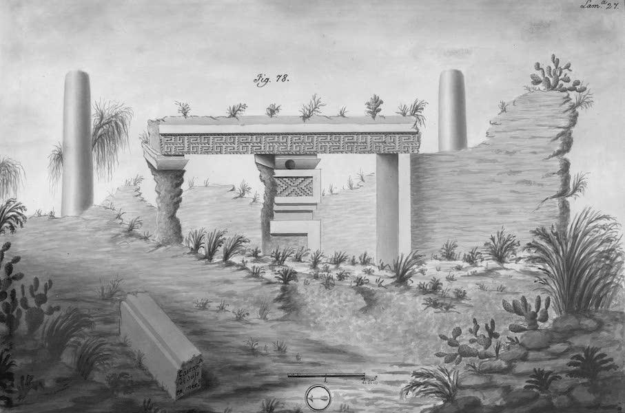 Coleccion General de Laminas de los Antiguos Monumentos de Nueva Espana - Segundo Viage - Lamina 27 (1820)