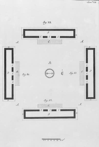 Coleccion General de Laminas de los Antiguos Monumentos de Nueva Espana - Segundo Viage - Lamina 28 (1820)