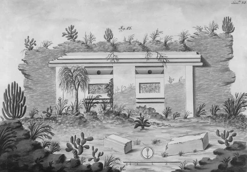 Coleccion General de Laminas de los Antiguos Monumentos de Nueva Espana - Segundo Viage - Lamina 29 (1820)