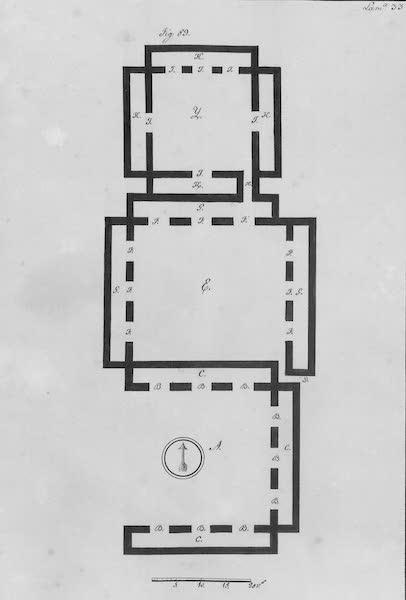 Coleccion General de Laminas de los Antiguos Monumentos de Nueva Espana - Segundo Viage - Lamina 33 (1820)