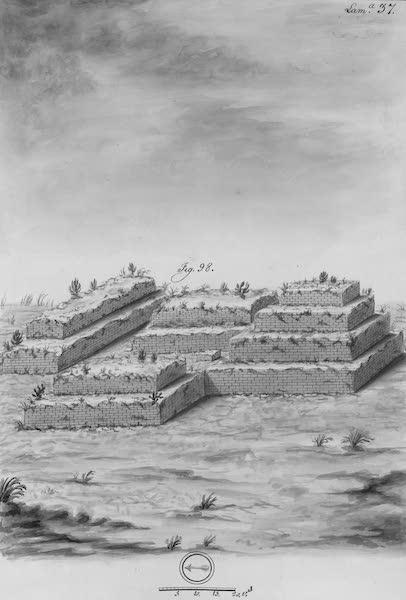 Coleccion General de Laminas de los Antiguos Monumentos de Nueva Espana - Segundo Viage - Lamina 37 (1820)