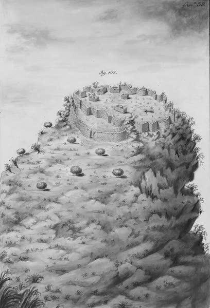 Coleccion General de Laminas de los Antiguos Monumentos de Nueva Espana - Segundo Viage - Lamina 39 (1820)