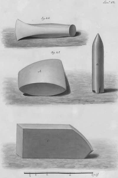 Coleccion General de Laminas de los Antiguos Monumentos de Nueva Espana - Segundo Viage - Lamina 42 (1820)