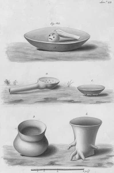 Coleccion General de Laminas de los Antiguos Monumentos de Nueva Espana - Segundo Viage - Lamina 49 (1820)