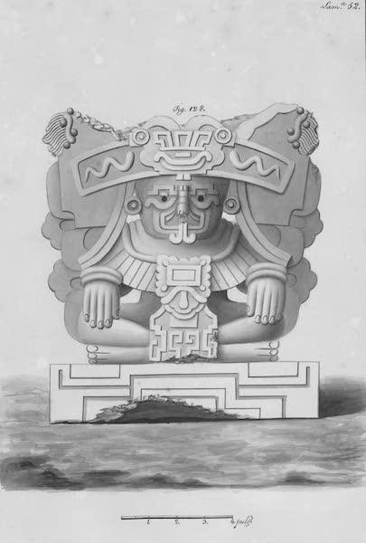 Coleccion General de Laminas de los Antiguos Monumentos de Nueva Espana - Segundo Viage - Lamina 52 (1820)