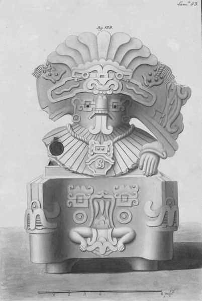 Coleccion General de Laminas de los Antiguos Monumentos de Nueva Espana - Segundo Viage - Lamina 53 (1820)