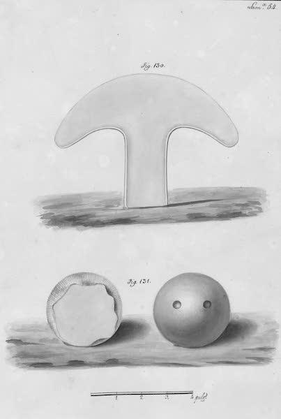 Coleccion General de Laminas de los Antiguos Monumentos de Nueva Espana - Segundo Viage - Lamina 54 (1820)
