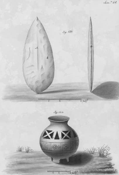 Coleccion General de Laminas de los Antiguos Monumentos de Nueva Espana - Segundo Viage - Lamina 58 (1820)