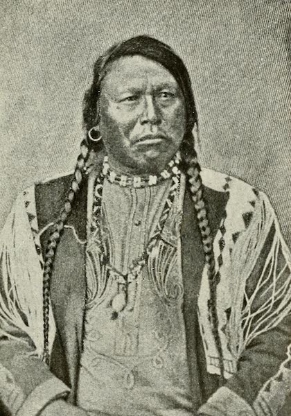 Colorado, The Queen Jewel of the Rockies - Ouray, a famous chief of the Ute Indians (1918)