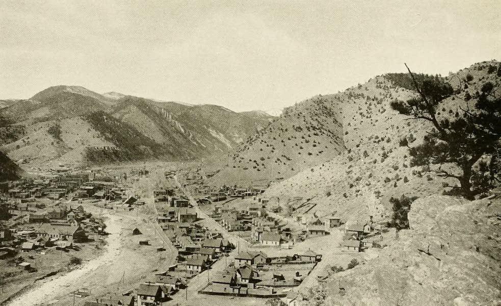 Colorado, The Queen Jewel of the Rockies - Idaho Springs (1918)