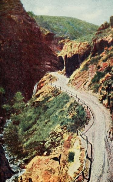 Colorado, The Queen Jewel of the Rockies - Ute Pass (1918)
