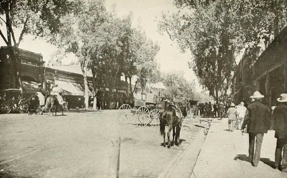Colorado, The Queen Jewel of the Rockies - Longmont (1918)