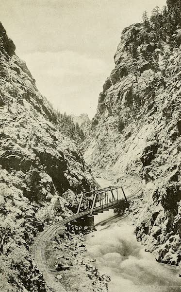 Colorado, The Queen Jewel of the Rockies - The Platte Canyon (1918)