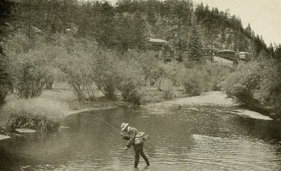 Colorado, The Queen Jewel of the Rockies - On the Trail of a Trout (1918)