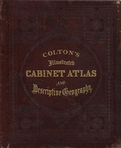 English - Colton's Illustrated Cabinet Atlas