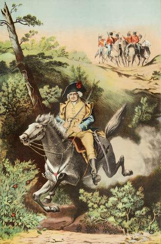 Columbus and Columbia - Putnam's Daring Ride (1892)