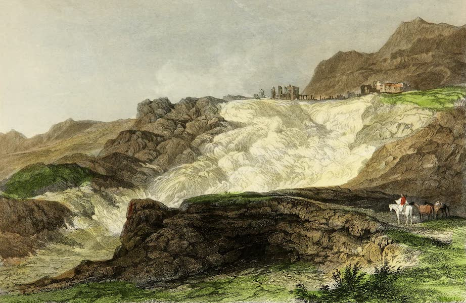 Constantinople and the Scenery of the Seven Churches of Asia Minor Vol. 1 - The Remains of Hierapolis (1839)