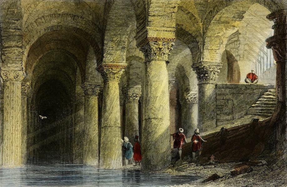 Constantinople and the Scenery of the Seven Churches of Asia Minor Vol. 1 - Yéré-Batan-Seraï (1839)