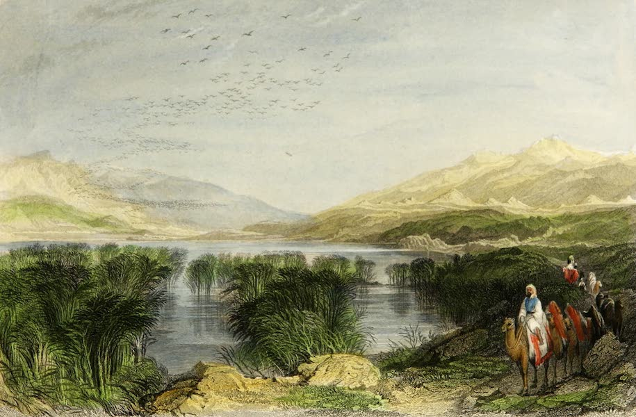 Constantinople and the Scenery of the Seven Churches of Asia Minor Vol. 2 - The Gygean Lake, and Place of a Thousand Tombs (1839)