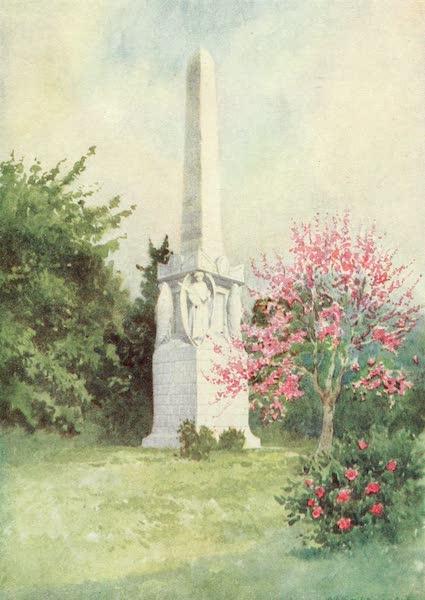 Constantinople Painted and Described - Crimean Memorial, British Cemetery, Haidar Pasha (1906)