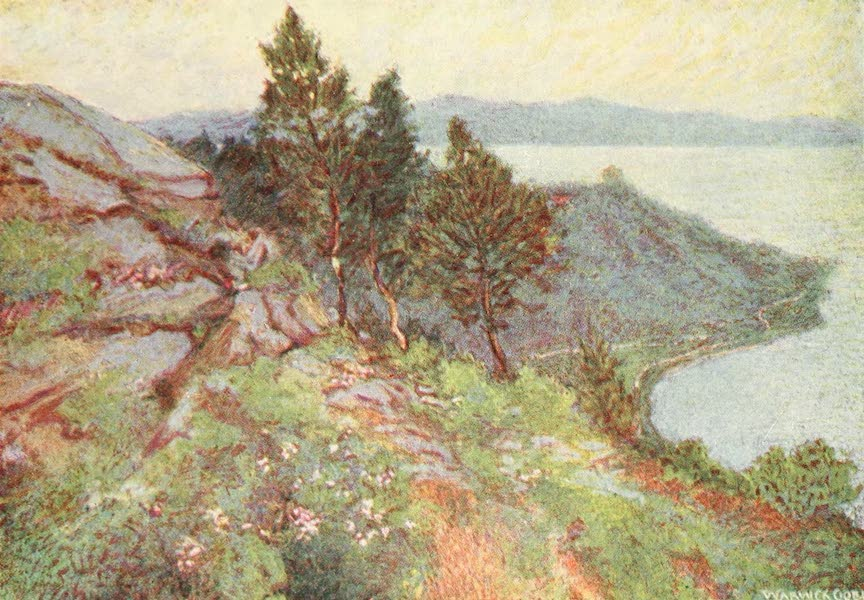 Constantinople Painted and Described - Prinkipo (Princes Islands) (1906)