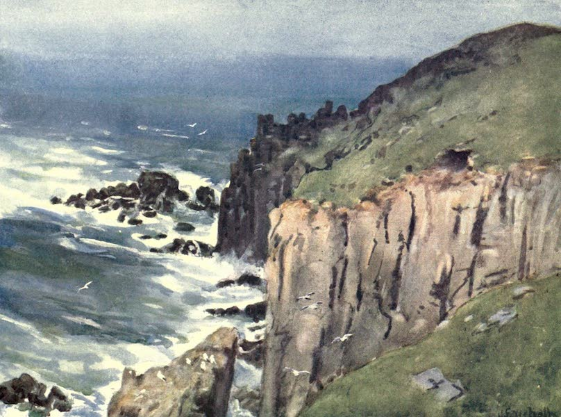 Cornwall Painted and Described - The Land's End (1915)