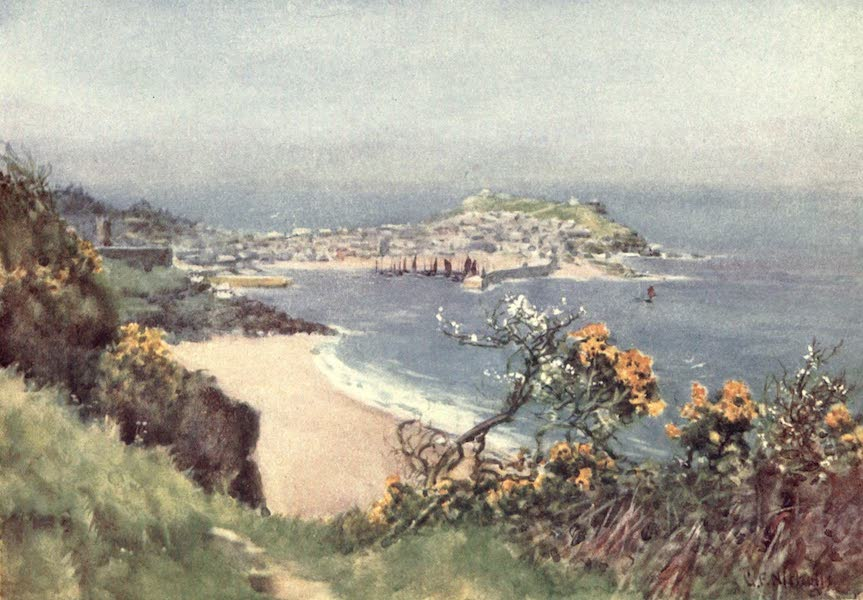 Cornwall Painted and Described - St. Ives (1915)