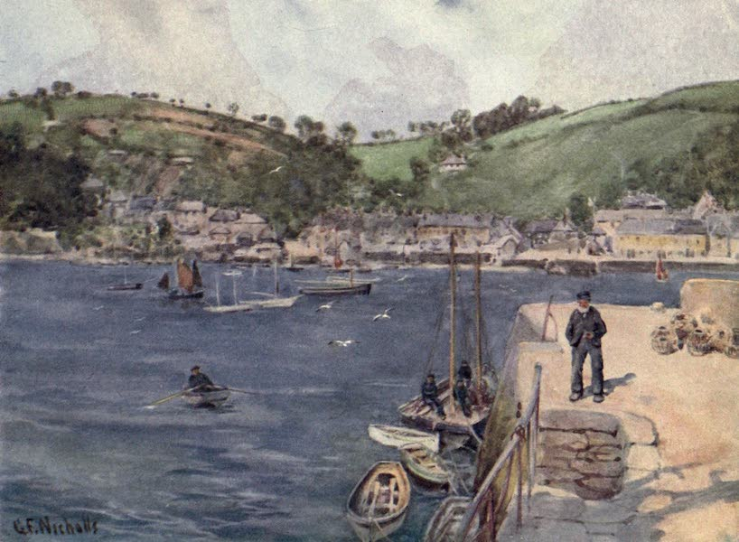 Cornwall Painted and Described - Truro (1915)
