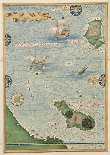 Cosmographie Universelle - Afrique orientale [II] (1555)