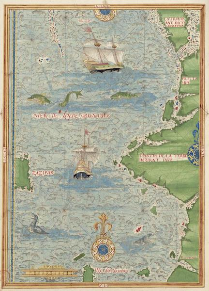 Cosmographie Universelle - Grande et Petite Jave [II] (1555)