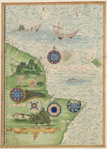 Cosmographie Universelle - Terre australe [I] (1555)
