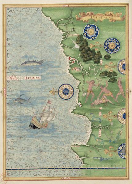 Cosmographie Universelle - Terre australe [VI] (1555)