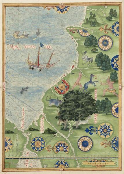 Cosmographie Universelle - Terre australe [VII] (1555)