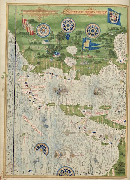 Cosmographie Universelle - Terre du Perou [I] (1555)