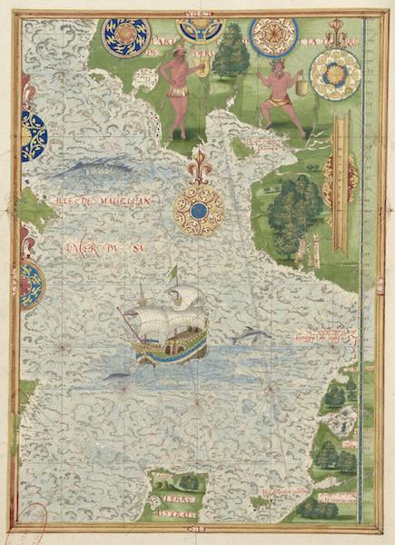 Cosmographie Universelle - Terre du Perou [III] (1555)