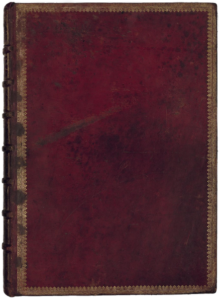 Cosmographie Universelle - Front Cover (1555)