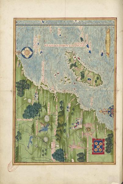 Cosmographie Universelle - Afrique orientale I (1555)