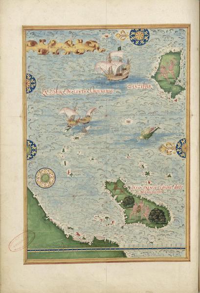 Cosmographie Universelle - Afrique orientale II (1555)