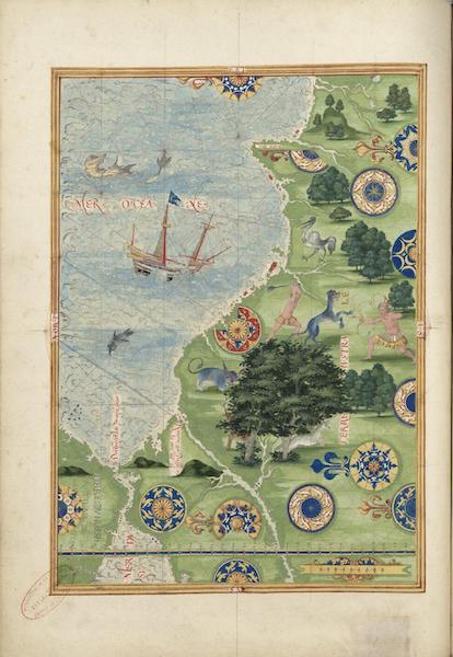 Cosmographie Universelle - Terre australe VI (1555)