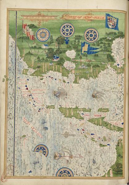 Cosmographie Universelle - Terre du Perou I (1555)