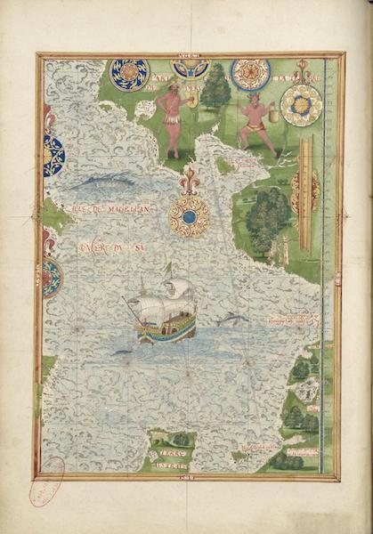 Cosmographie Universelle - Terre du Perou III (1555)