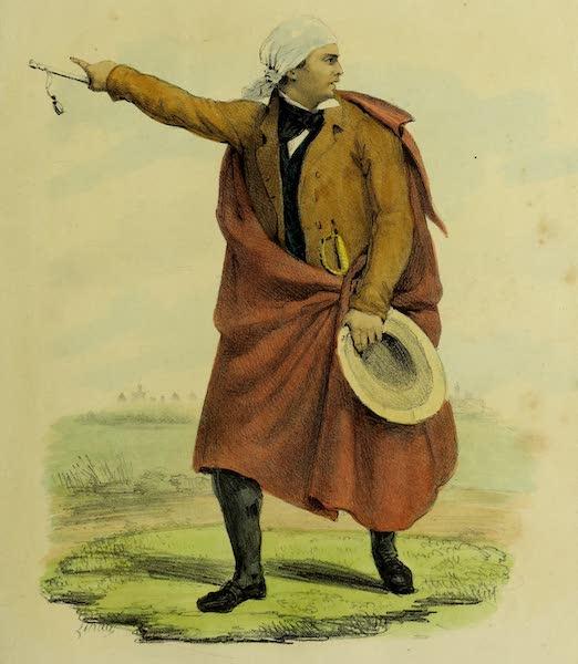Costumes Civils, Militaires et Religieux du Mexique - Le Cure Morelos. Un des chefs de l'insurrection Mexicaine (1828)