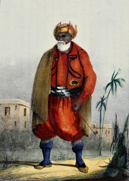 Costumes, Moeurs et Usages des Algeriens - Negre d'Alger (1837)