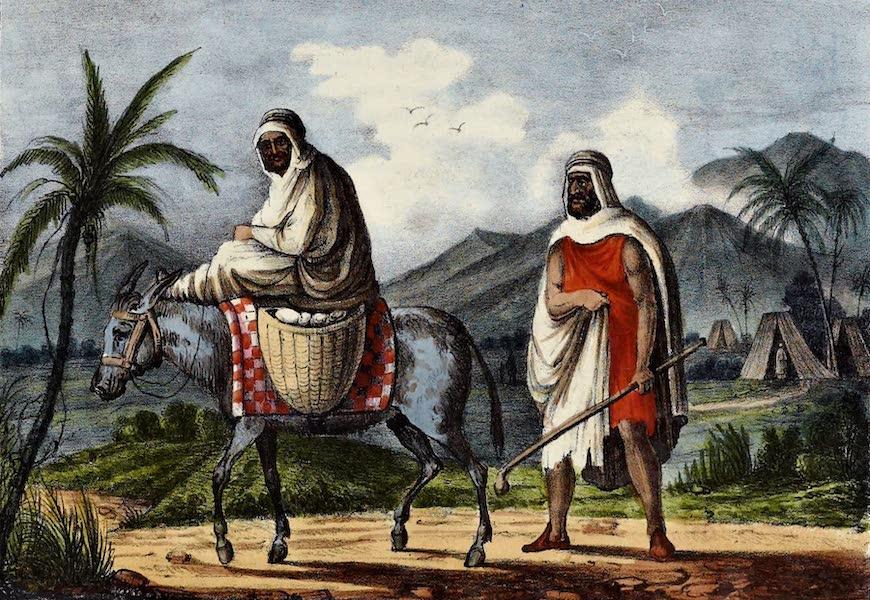 Costumes, Moeurs et Usages des Algeriens - Bedouins (1837)