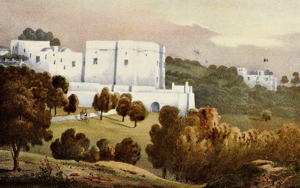 Costumes, Moeurs et Usages des Algeriens - Point de vue pres Mustapha Pacha, d'Alger (1837)